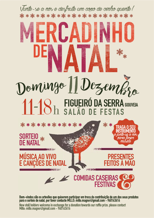 Mercadinho de Natal - 11 December 2016